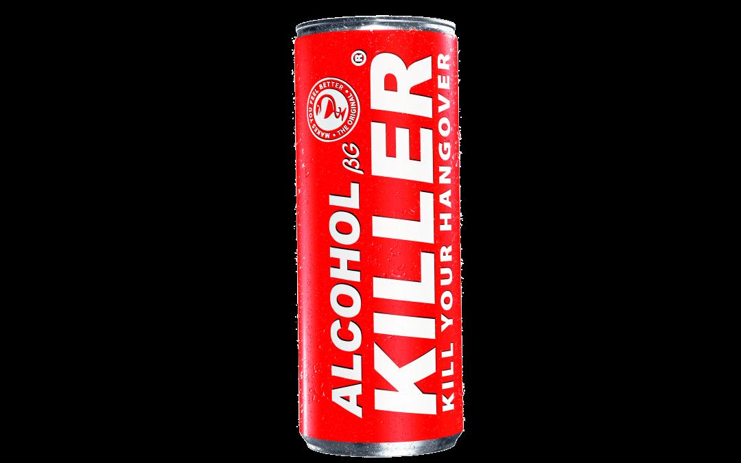 ALCOHOL KILLER