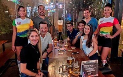 Copa América 2019 junto a Rush Energy